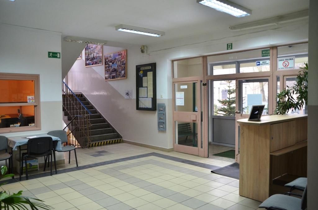 Gimnazjum nr 12 inside