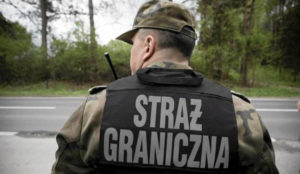 Polish Border Guard | Source: wPolityce.pl