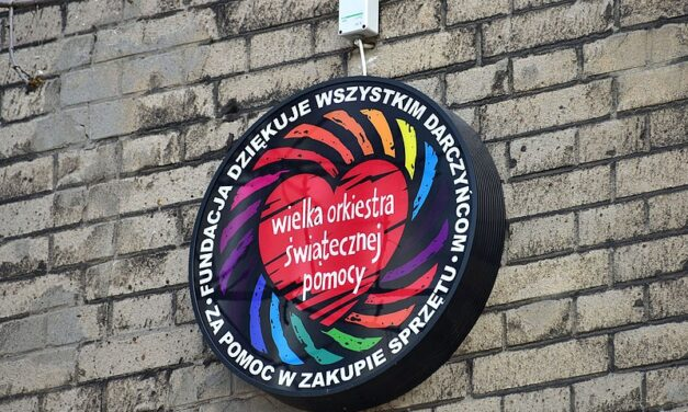 WOŚP – The Great Orchestra of Christmas Charity
