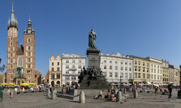 Moving to Kraków