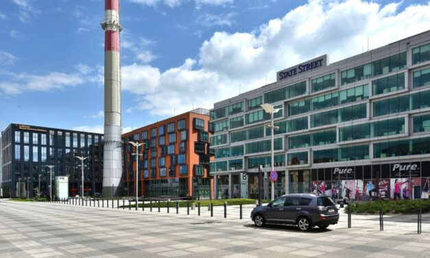 Business Centers in Kraków